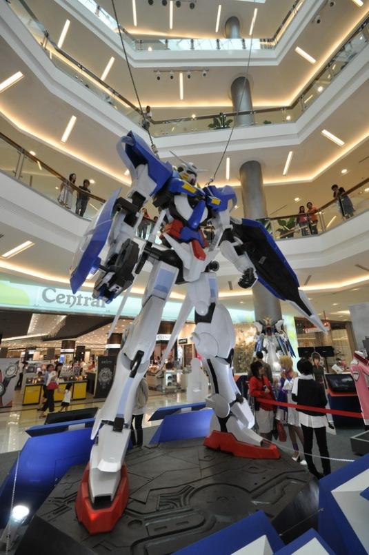 Gundam Exia 4M.