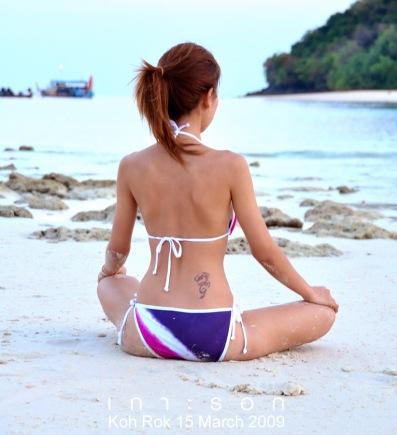 bikini, Koh Rok beach