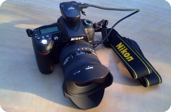 Nikon D-90 & GP-1 GPS