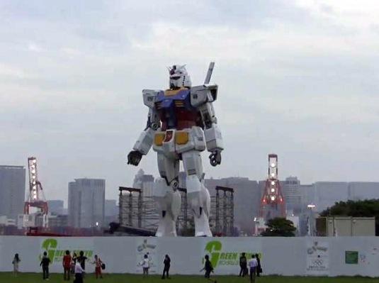 Mobile suit Gundam 1:1