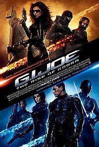Movie Poster G.I. Joe 2009