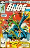 Marvel Comic G.I. Joe 1
