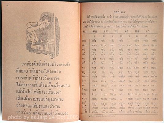แบบเรียนภาษาไทย ป.๒