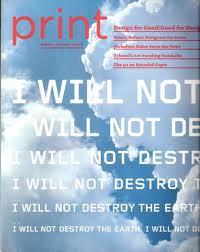 print interactive design 2005