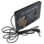 universal iPod adapter cassette