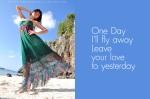 13 Ing – One day I'll flyaway