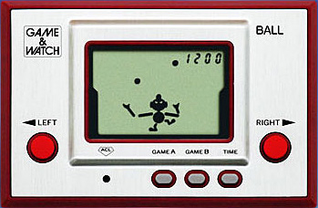 Game&Watch Ball (new) 30yrs anniversary