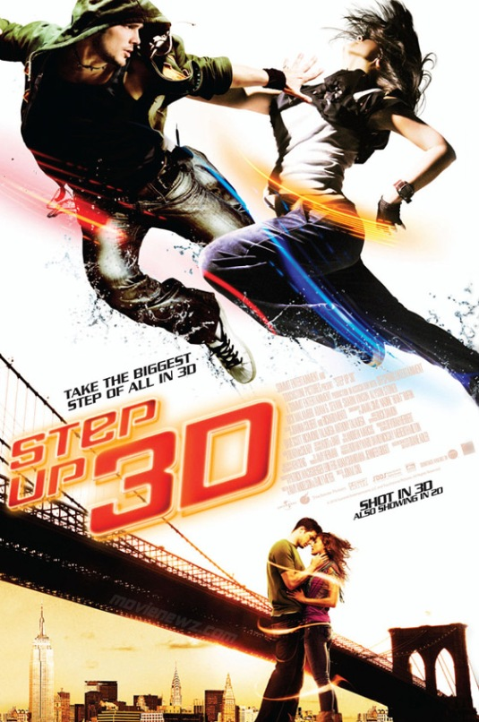 step-up-3d poster