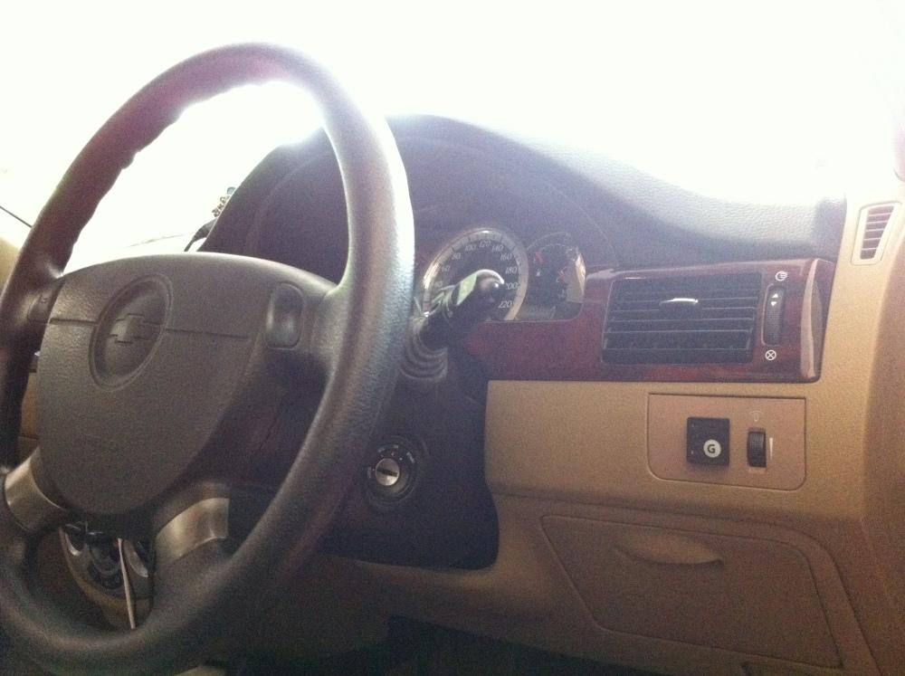 เอารถ Chevrolet Optra ไปติดแก๊ส LPG ถังโดนัท 42 ลิตร ระบบหัวฉีด (2/6)