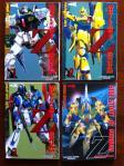 Mobilesuit Z Gundam 1-3 & Side Story