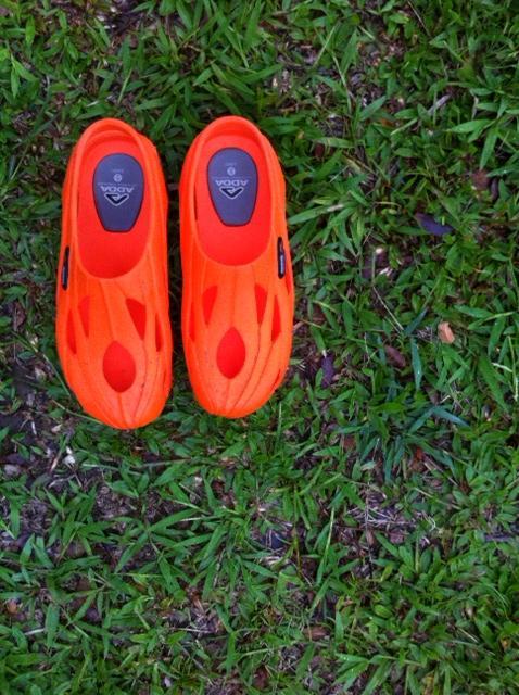รองเท้าส้ม 250