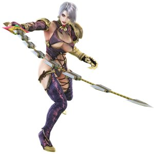 SoulCalibur: Broken Destiny: ivy