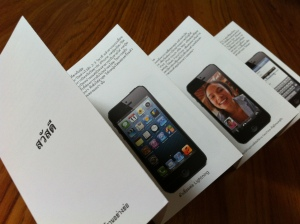 สวัสดี ไอโฟน 5