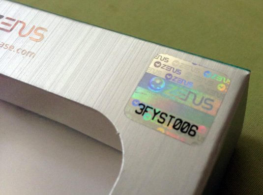 zenus case 3FYST006