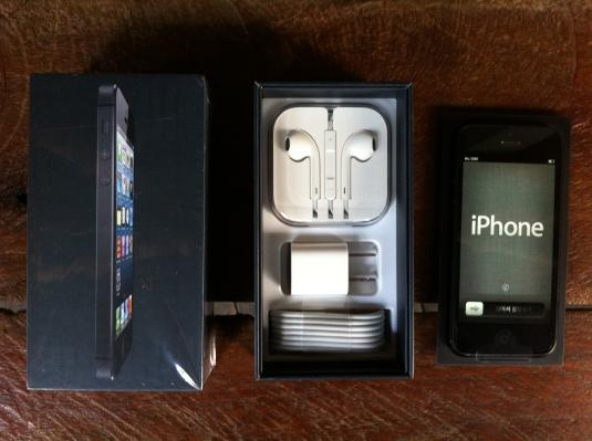 Hello iPhone 5