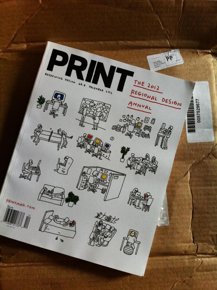 Print Regional Design Annual 2012