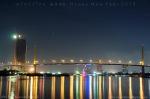 มองไปทางสะพานแขวน