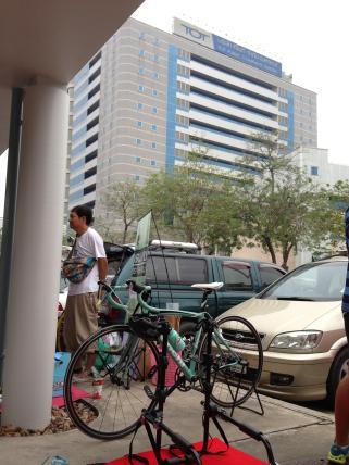 ตลาดนัดจักรยาน TOT แจ้งวัฒนะ