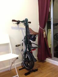 Strida LT Dark Green