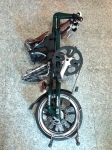 """folding stand for Strida 16"""""""