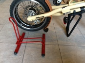 folding stand for Strida 16""