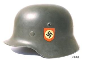 หมวกทหารนาซี